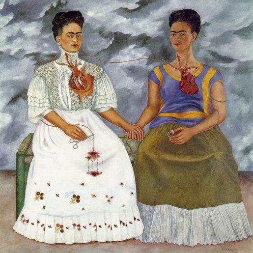 As duas Fridas (1939)