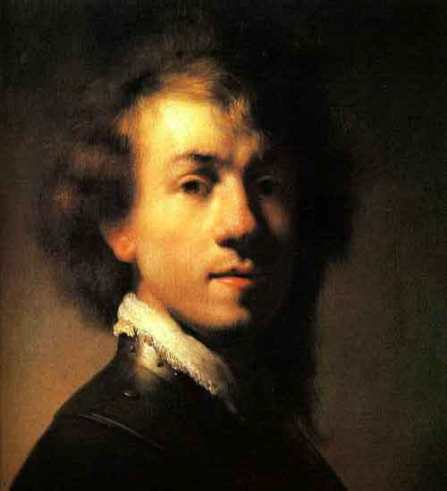 Rembrandt: mais de cem autorretratos.
